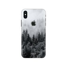iPhone 8 7 Skin STICKER Decal 10 6 Plus 6s X XS Max mountain forest PS053