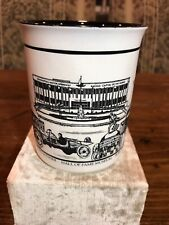 NEW Indianapolis Motor Speedway Hall of Fame Collector Coffee Mug Indy 500 NEW