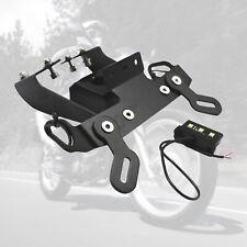 Kennzeichenhalter Halterung Kompatibel mit Yamaha MT 09 2017 2020