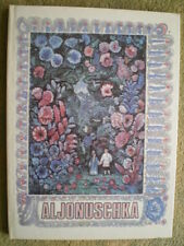 Aljonuschka - 9 Russische Märchen - Raduga Moskau - UdSSR DDR Märchenbuch 1989