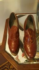 chaussures après guerre année 40 environ