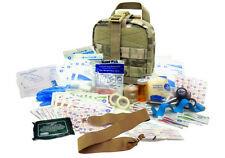 Military IFAK Level 2 EMT First Aid Kit Rip-Away Army Medic Bag Multicam #FA22