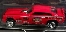 JOHNNY LIGHTNING FUNNY CAR LEGENDS DICKIE HARRELL AUTH DETAIL FAMOUS REPLICA RRs