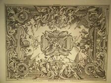 Galleria Uffizi Allegoria 1745: Principi con Dominio