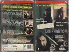 THE PHANTOM [2001] vhs ex noleggio