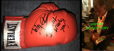 Dolph Lundgren signed boxing glove Creed Ivan Drago Aquaman poster Expendables