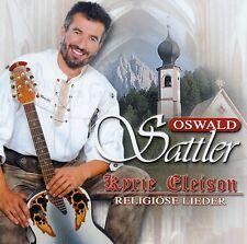 OSWALD SATTLER : KYRIE ELEISON / CD