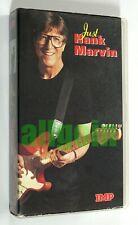 Hank Marvin JUST HANK MARVIN 1997 IMP VHS RARE The Shadows Guitar Video