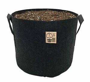 TOP GROWER Premium 7 Gallon Fabric Pots Plant Grow Bag