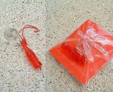 Bijou fantaisie COCA-COLA + ballon . (Neuf sous cellophane)