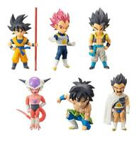 Movie Dragon Ball super WCF World Collectible Figure VOL.1 Set of 6 w/ Tracking