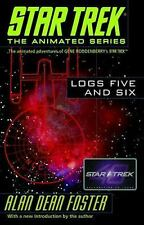 Star Trek Logs Five and Six (Star Trek the Animated Series)-ExLibrary