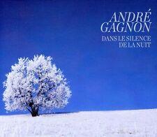 André Gagnon, Andre - Dans Le Silence de la Nuit [New CD]