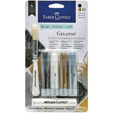 FABER-CASTELL MIX & MATCH GELATOS DESIGNER SERIES MASQUERADE-092633303320