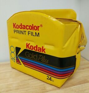 Kodacolor Gold 400 Color Print Film Camera Cooler Bag Kodak