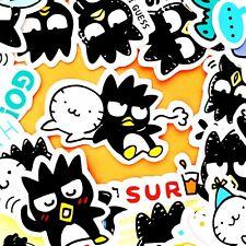 35 Cute Bad Badtz Maru Stickers, Kawaii Stickers, SANRIO Stickers, Journaling