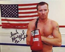 MICKY WARD signed autographed IRISH THE FIGHTER photo