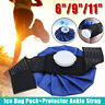 "9/11"" Ice Bag Pack Wrap+Belt Strap Hot Cold Therapy Knee Elbows Ankles First Aid"