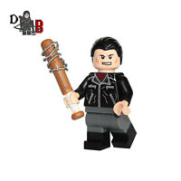 The Walking Dead Negan Minifigure. Made using LEGO & custom parts.