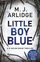 Little Boy Blue: DI Helen Grace 5 (Detective Inspector Helen Grace), New Books