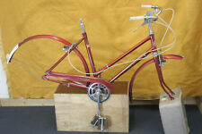 Phillips Antique Vintage Three Speed Frame English Made Sturmey Archer Charity!