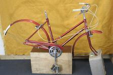 "Phillips Vintage Cruiser Bike Frame 20"" Medium 3 Spd Sturmey Archer For Charity!"