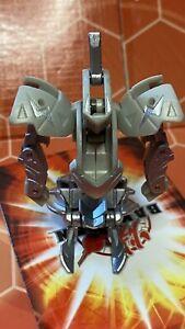 Spin Master/Sega Toys BAKUGAN Mechtanium Surge Haos WOLFURIO 830G Rare Battle