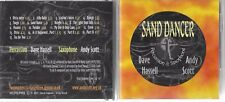 Dave Hassell & Andy Scott Sand Dancer Percussion & Saxaphone CD Album