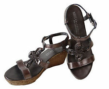 """Marks and Spencer 1.5-3"""" Mid Heel Sandals for Women"""