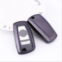 Soft Remote Smart Key Fob Case Cover Shell For BMW 1 3 5 6 7 Series X1 X3 X4 X5