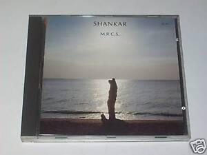 CD - SHANKAR - M.R.C.S. - Ecm 1991