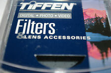 NEW GENUINE TIFFEN BRAND 49mm  STEP UP  RING to 55mm FILTER SIZE