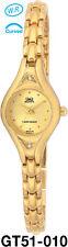 AUSSIE SELLER LADIES BRACELET WATCH CITIZEN MADE GOLD GT51-010 P$99.9 WARRANTY