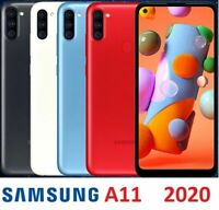"NEW Samsung Galaxy A11 2GB 32GB SM-A115F/DS UNLOCKED 6.4"" Dual SIM COLOURS 2020"