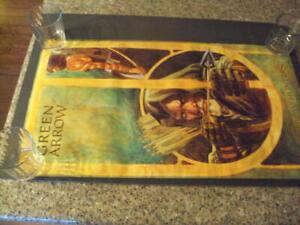 DC Comics 1987 Green Arrow The Longbow Hunters Promo Poster 15.5 X 28 ID:59952