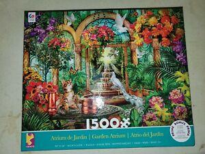 CEACO - GARDEN ATRIUM - 1500 Pcs. Jigsaw Puzzle [New]
