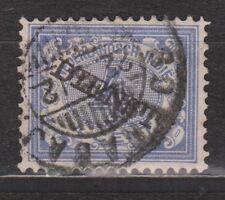 Netherlands Indies Nederlands Indie dienst 14 CANCEL SOERABAJA service stamp