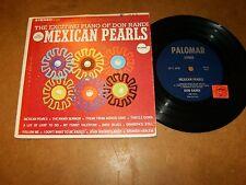 DON RANDI - MEXICAN PEARLS  - MINI LP 33T PALOMAR 38 - LATIN ROCK JAZZ POPCORN