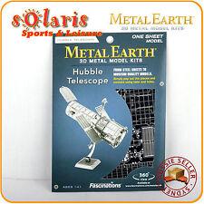 Fascination Metal Earth Hubble Telescope 3D Laser Cut Metal Model Kit
