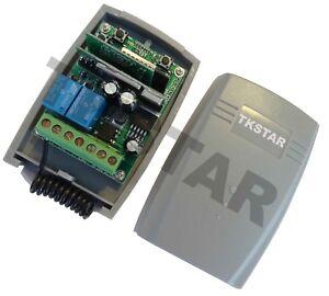 Tkstar 2.4Ghz Wifi WLAN + 433,92Mhz Rolling Código Interruptor Inalámbrico