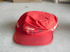 Vintage Miller Beer Miller Time Adult Painter Style Baseball Hat