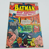Batman #191 Silver Age DC Comics VF