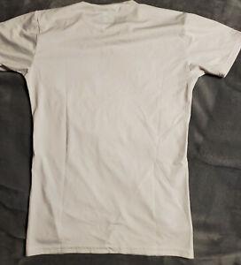 Under Armour Tactical compression shirt - white - Men's Large