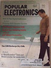 Popular Electronics Magazine Digital Indicators july 1967 082017nonrh