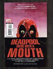 "Deadpool Merc with a Mouth #3 ~""Head Trip: Part 3"" ~ 2009 (7.5) WH"