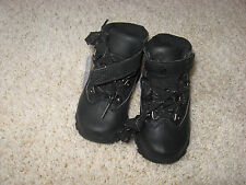 New Sonoma Toddler Boys Hiking Shoes Black, Size 5T