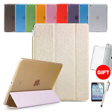 iPad Mini 1 2 3 Case For Apple -  Smart Cover and Clear Hard Back Case