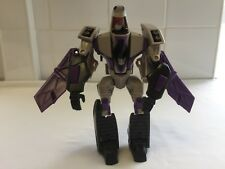 Transformers Animated: Voyager Class Blitzwing nicht komplett