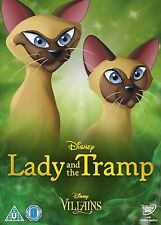 Lady and the Tramp (Special O-ring Artwork Edition) [DVD] Brand New and Sealed