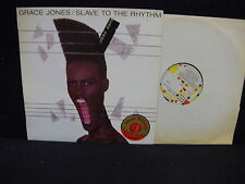 Grace Jones ‎– Slave To The Rhythm ' LP N.MINT / MINT SPAIN PRESS